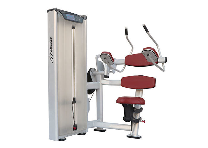 Heavy Duty Matrix Strength Training Equipment / Abdominal Crunch Machine