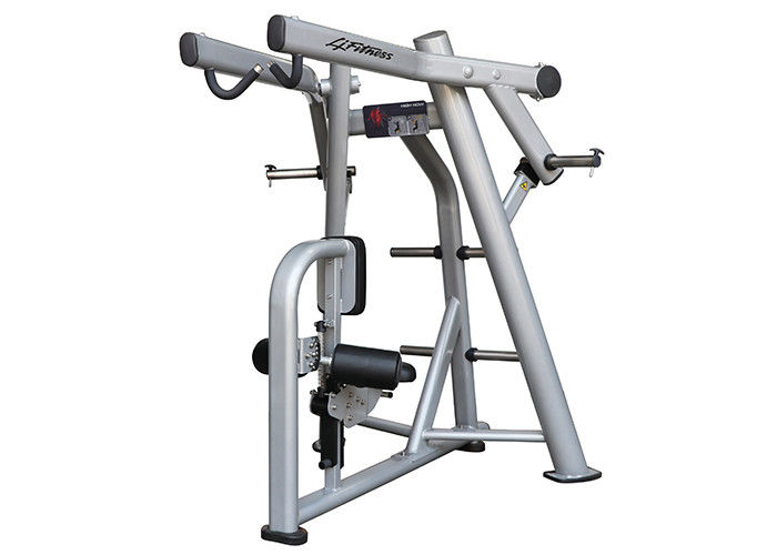 Logo Customized Hammer Strength Fitness Equipment / Seated High Row Machine