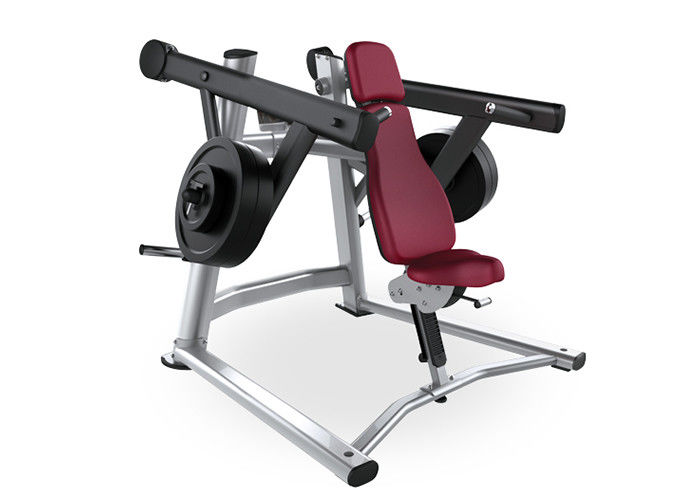 Gym Use Hammer Strength Plate Loaded Equipment / Shoulder Press Machine