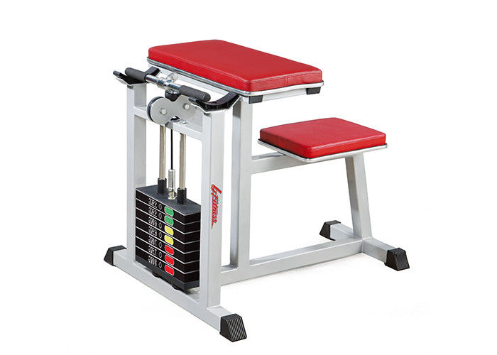 China Gym Fitness Equipment 3.5mm Square Tube Wrist Strength Machine
